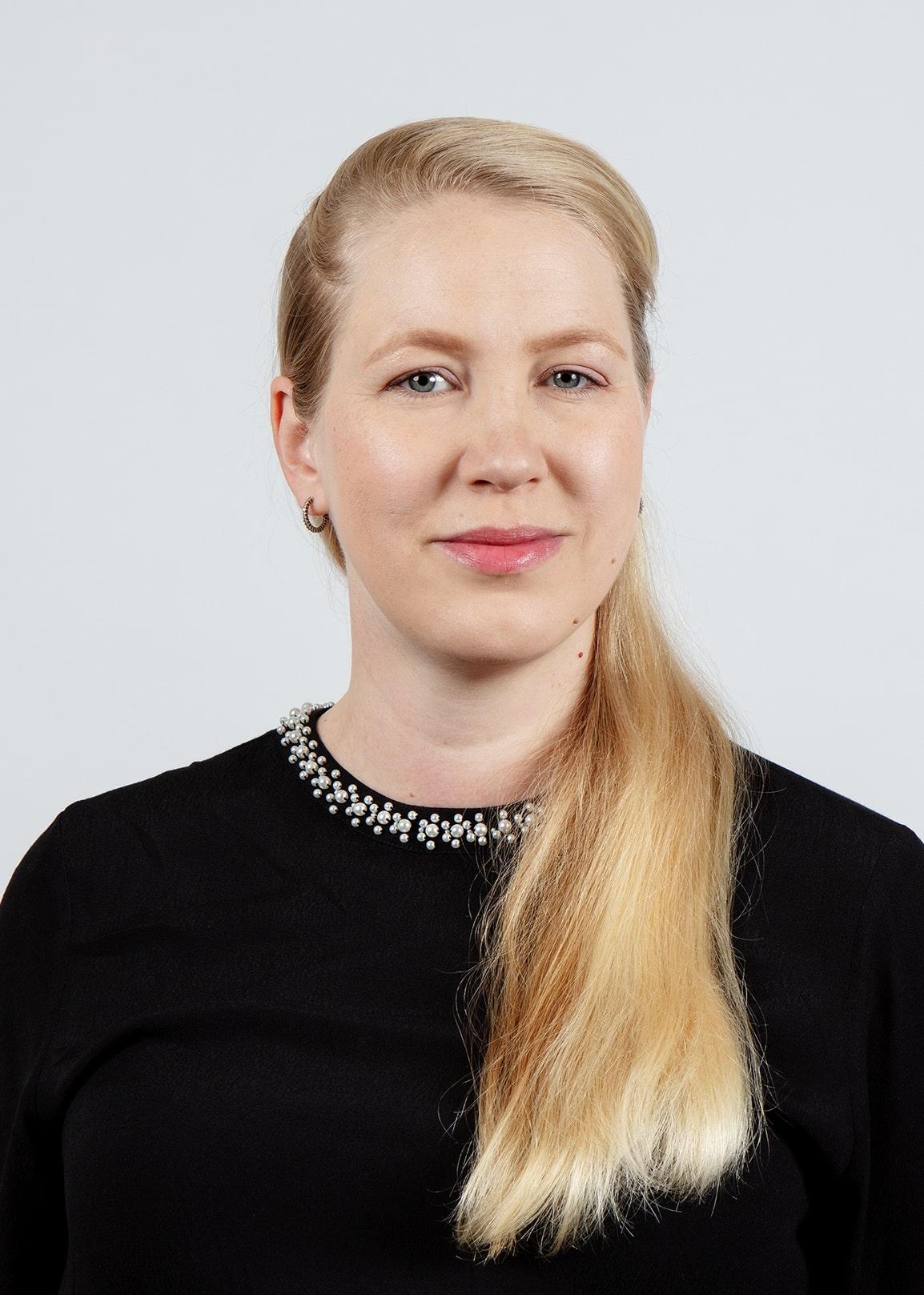 Anna-Kaisa Klemelä, Senior Associate<br>Tax & Legal Services, Alder & Sound