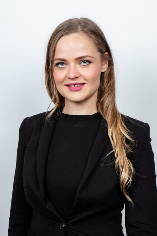 Annina Laine, Associate<br>Tax & Legal Services, Alder & Sound