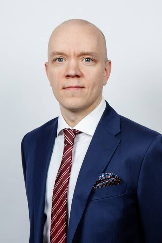 Antti Sauramo, Senior Associate<br>Financial Advisory Services, Alder & Sound