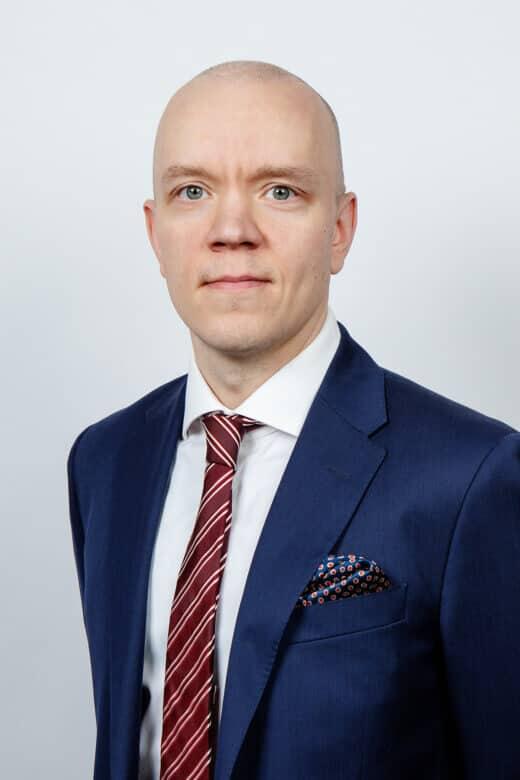 Antti Sauramo, Senior Associate<br>Financial Advisory Services, Alder & Sound