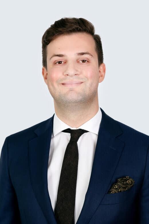 Richard Engstrand, Associate<br>Transfer Pricing Services, Alder & Sound