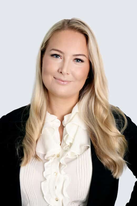 Tiina Rapo, Associate<br>Financial Advisory Services, Alder & Sound
