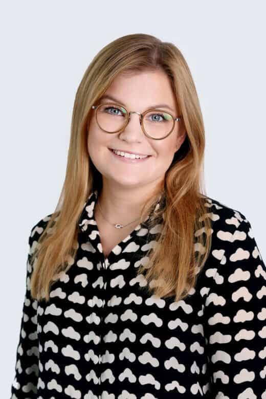 Heidi Palomäki, Associate<br>Financial Advisory Services, Alder & Sound
