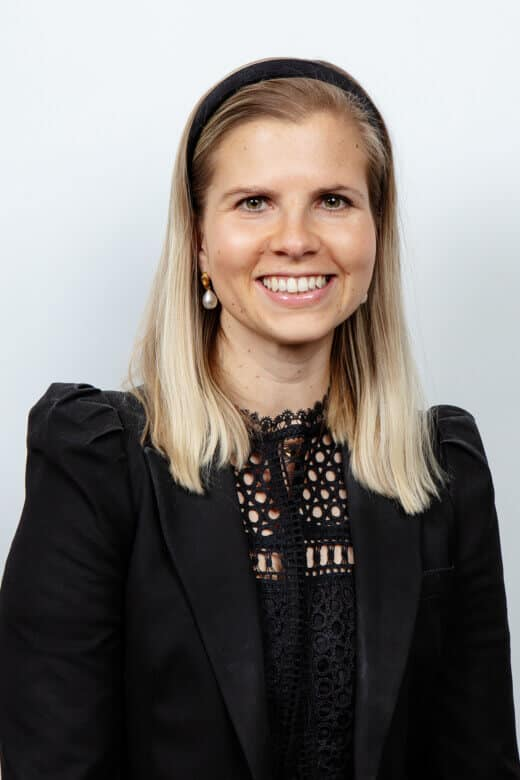 Bettina Miettinen, Senior Associate<br>Tax & Legal Services, Alder & Sound