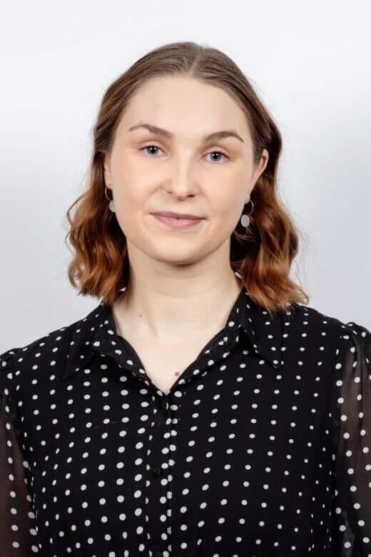 Ella Hirvenkari, Trainee<br>Tax & Legal Services, Alder & Sound