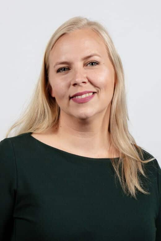 Hanna Vainio, Financial Coordinator<br>Business & Happiness, Alder & Sound