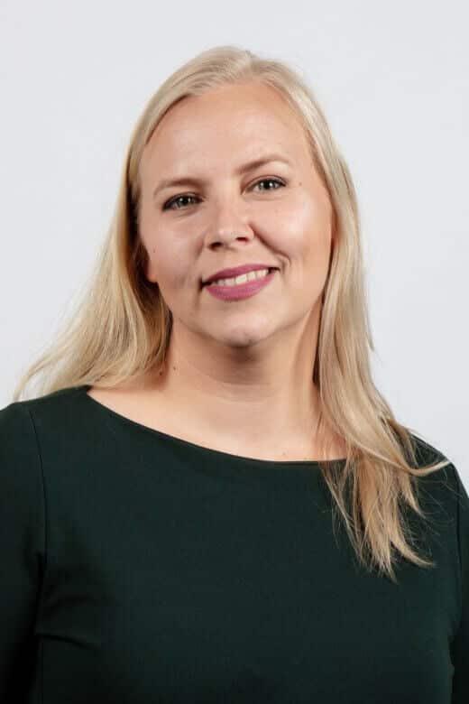 Hanna Vainio, Financial Coordinator<br>Business & Happiness, Alder & Sound