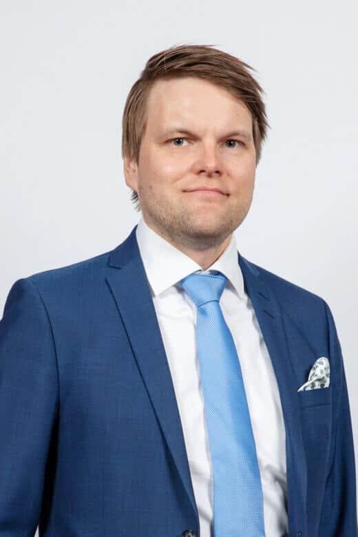 Heikki Leppänen, Senior Associate<br>Tax & Legal Services, Alder & Sound