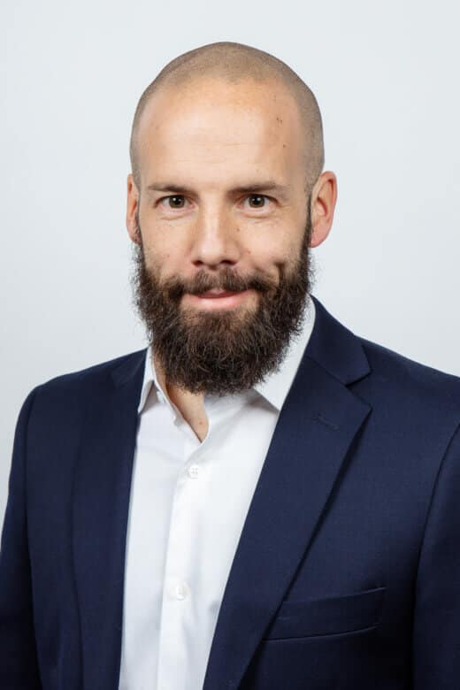 Henri Becker, Partner<br>Sales & Customer Experience, Alder & Sound