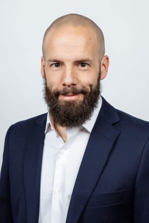 Henri Becker, Partner<br>Sales & Customer Experience, Alder & Sound