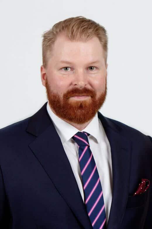 Lauri Karppinen, Associate<br>Tax & Legal Services, Alder & Sound