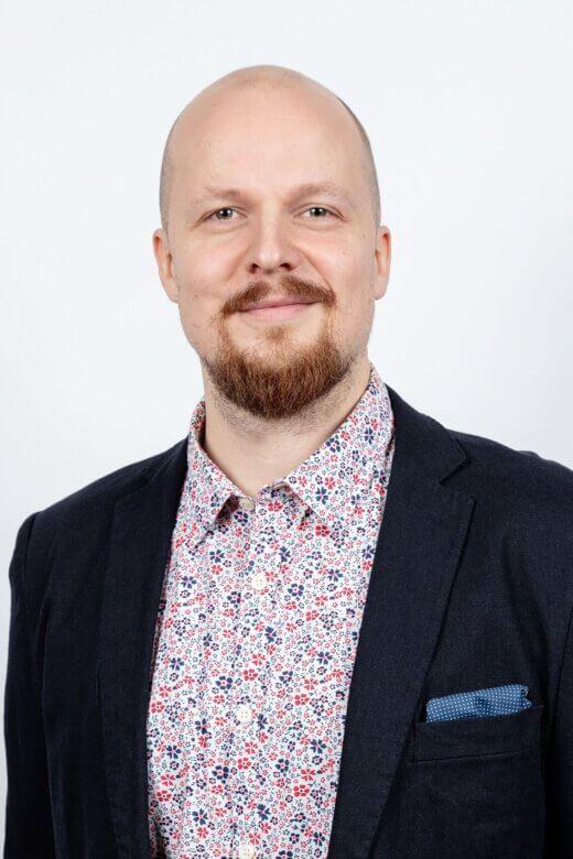 Lauri Vuoristo, Senior Associate<br>Tax & Legal Services, Alder & Sound