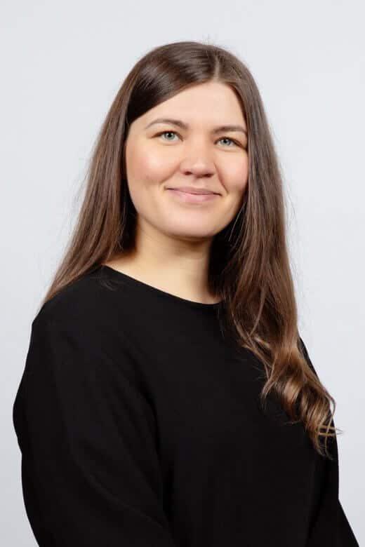 Miina Vähäjylkkä, Marketing & Sales Coordinator<br>Business & Happiness, Alder & Sound