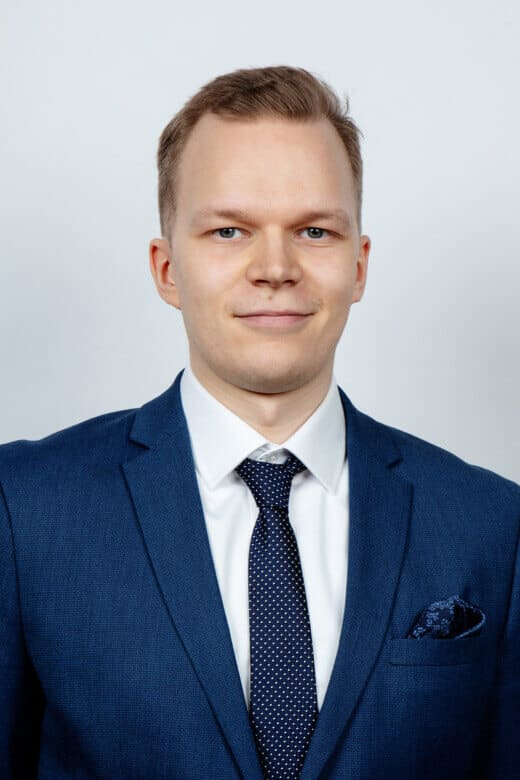 Olli Kuusela, Junior Associate<br>Transfer Pricing Services, Alder & Sound