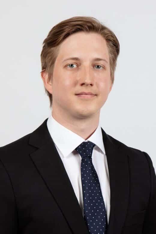 Teemu Hämäläinen, Junior Associate<br>Transfer Pricing Services, Alder & Sound