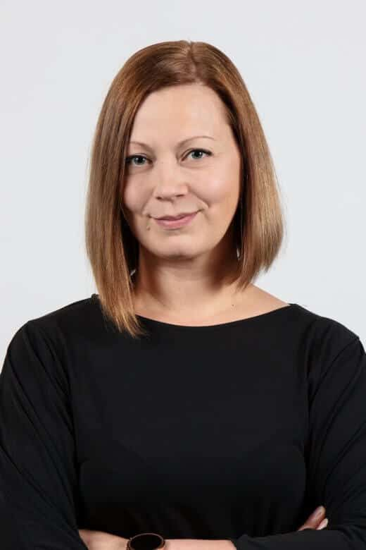 Tii Mäki, Office & HR Coordinator<br>Business & Happiness, Alder & Sound